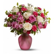 Colorado Springs CO Rose Medley flower delivery