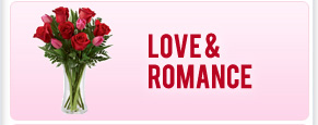 Love & Romance Flower Delivery in